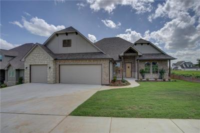Norman Single Family Home For Sale: 808 Fox Hollow Drive