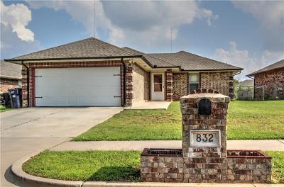 Oklahoma City Single Family Home For Sale: 832 NE 84th Street