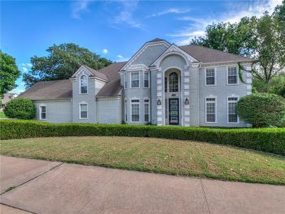 Edmond Single Family Home For Sale: 2420 Old Pond Road