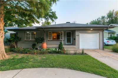 Oklahoma City Single Family Home For Sale: 1432 NW 42nd Street