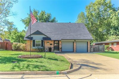 Norman Single Family Home For Sale: 1430 Westbrooke Terrace