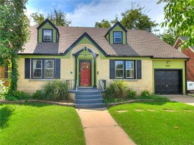 Oklahoma City Single Family Home For Sale: 2304 NW 29th Street