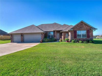 Edmond Single Family Home For Sale: 4678 Hillcrest Lane