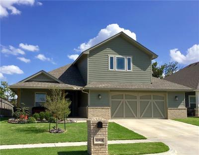 Oklahoma County Single Family Home For Sale: 12920 Black Hills Drive