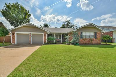 Oklahoma City Single Family Home For Sale: 3004 NW 61st Place