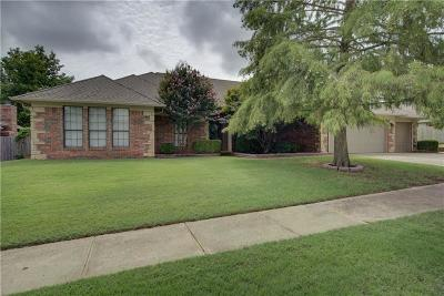 Edmond Single Family Home For Sale: 1308 NW 197th Street
