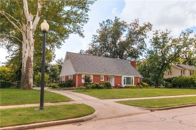 Oklahoma City Single Family Home For Sale: 3220 NW 18th Street