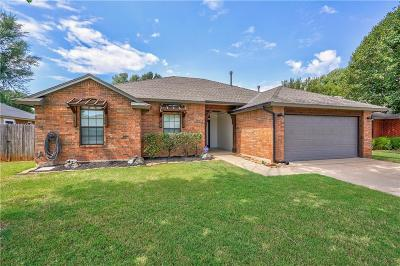 Edmond Single Family Home For Sale: 17005 Crest Valley