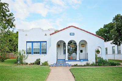 Oklahoma City Single Family Home For Sale: 901 NE 17th Street