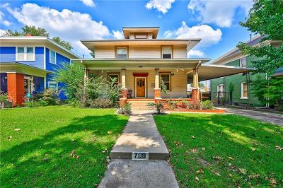 Oklahoma City Single Family Home For Sale: 709 NW 16th Street