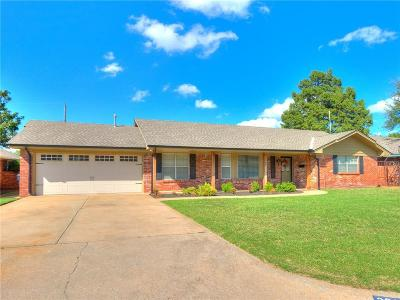 Oklahoma City Single Family Home For Sale: 3617 NW 67th Street