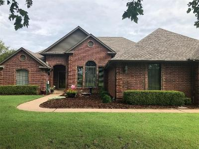 Norman Single Family Home For Sale: 2001 E Rock Creek Road