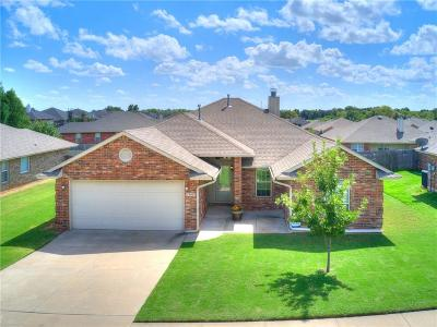 Moore Single Family Home For Sale: 1508 SE 14th Street