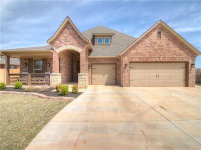 Edmond Single Family Home For Sale: 17904 NW Groveton Boulevard