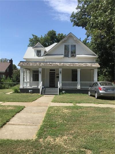 Chickasha Single Family Home For Sale: 920 S 7th Street