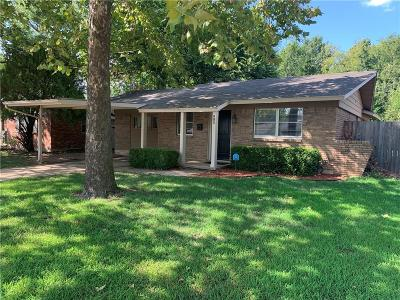 Norman Single Family Home For Sale: 905 Barkley Circle