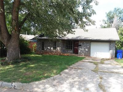 Norman Single Family Home For Sale: 2608 Wyandotte Way