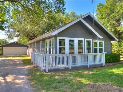 Shawnee Single Family Home For Sale: 12803 Gaddy Road