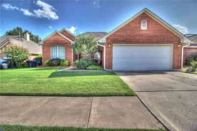 Edmond Single Family Home For Sale: 6800 NW 130th Street
