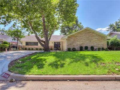 Oklahoma City Single Family Home For Sale: 2234 NW 55th Street