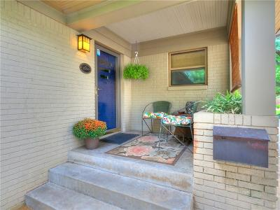 Oklahoma City Single Family Home For Sale: 505 NW 40th Street
