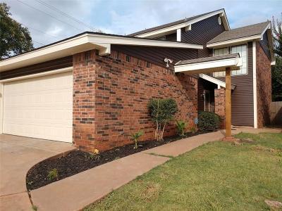 Oklahoma City Single Family Home For Sale: 12920 Sue Court
