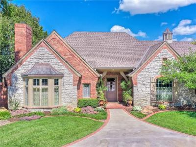 Nichols Hills Single Family Home For Sale: 1801 Guilford Lane