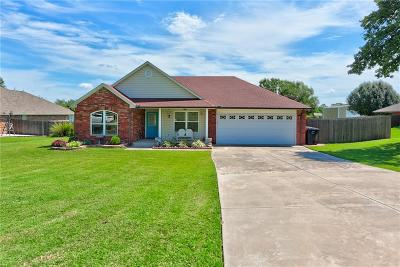 Choctaw Single Family Home For Sale: 4216 Maxine Drive