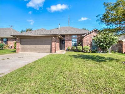 Yukon Single Family Home For Sale: 12317 NW 4th Street