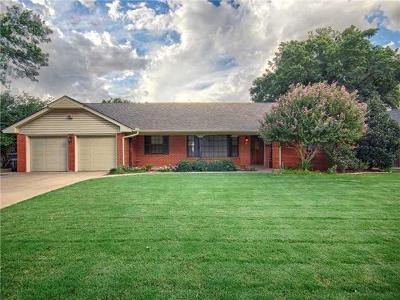 Oklahoma City Single Family Home For Sale: 3113 Kerry Lane
