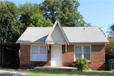 Oklahoma City Single Family Home For Sale: 1009 NW 31st Street