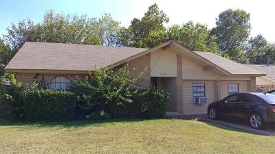 Moore Single Family Home For Sale: 1040 NW 23rd Street