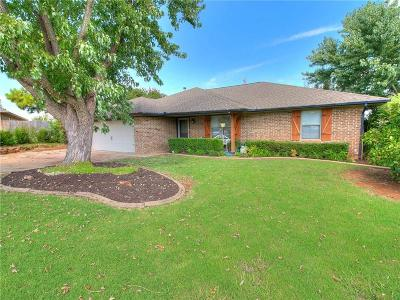 Edmond Single Family Home For Sale: 3300 Hunting Hawk Circle