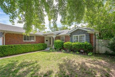 Oklahoma City Single Family Home For Sale: 10220 Lyndon Road