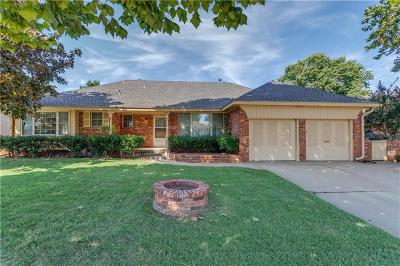 Oklahoma City Single Family Home For Sale: 6405 N Sterling Drive