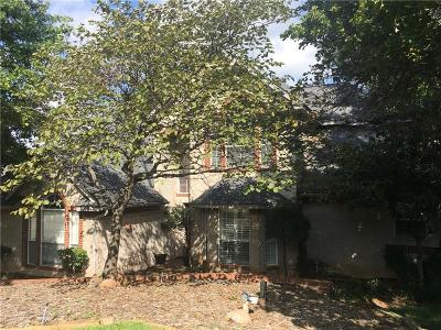 Edmond Single Family Home For Sale: 2216 Berrywood Drive