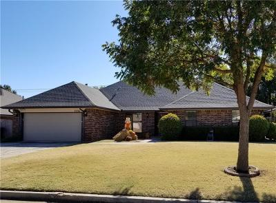 Oklahoma City Single Family Home For Sale: 7236 NW 115th Street