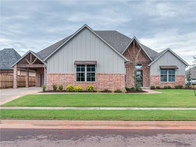 Edmond Single Family Home For Sale: 16401 Brookefield Drive
