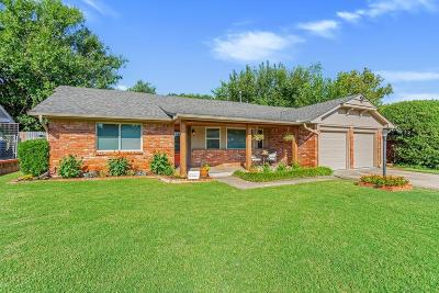 Oklahoma City Single Family Home For Sale: 5113 N Miller Place