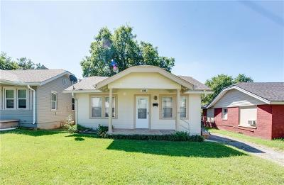 Oklahoma City Single Family Home For Sale: 1548 NW 46th Street