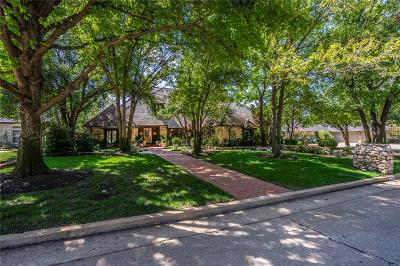Oklahoma City Single Family Home For Sale: 3324 Brush Creek Road