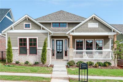 Edmond Single Family Home For Sale: 1748 Plaza District Drive