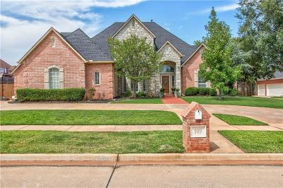 Edmond Single Family Home For Sale: 309 NW 144th Street