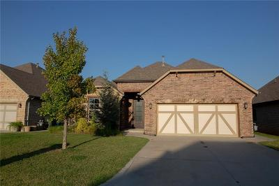 Choctaw Single Family Home For Sale: 2566 Forest Crossing Drive