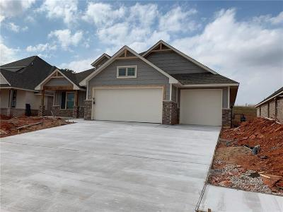 Edmond Single Family Home For Sale: 2917 Dudley Drive