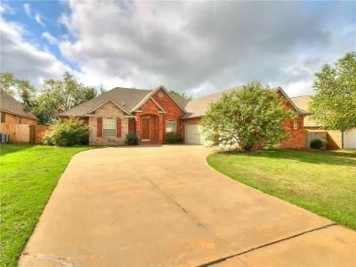 Norman Single Family Home For Sale: 3212 Summit Bend