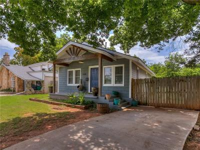 Oklahoma City Rental For Rent: 1220 NW 53rd Street