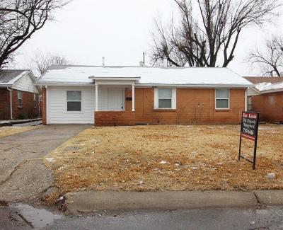Midwest City OK Rental For Rent: $775