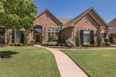Edmond Single Family Home For Sale: 14508 Butterfield Drive