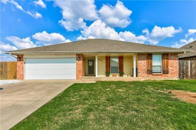 Moore Single Family Home For Sale: 2112 Sunrise Drive